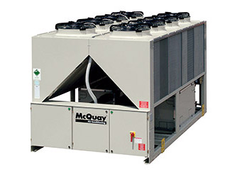 Photo of High efficiency chiller at full and part loads