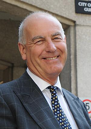 Garry Tilburn FSDF