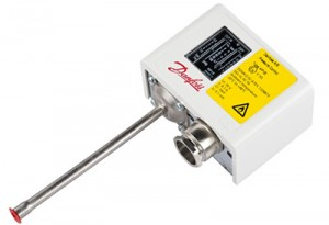 The Danfoss KPE pressure control is one of a large number of Danfoss products specially designed for use with hydrocarbons