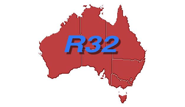 Photo of R32 – the Australian view