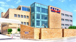 The Petra Engineering hq in Amman