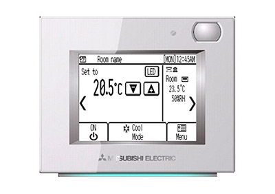 Photo of AC controller with occupancy detection