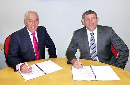 TRS FSW Signing1