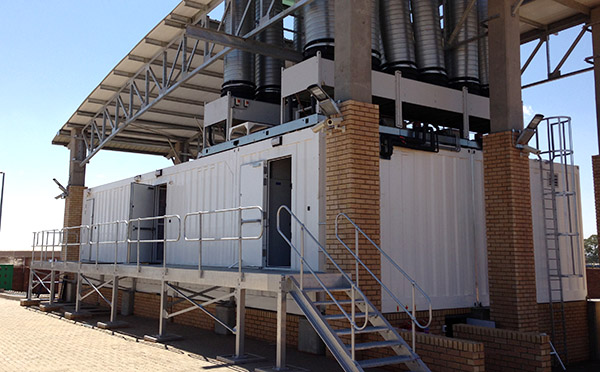Photo of Data free-cooling in South Africa