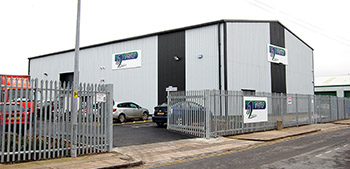 FSW's new purpose-built branch is just across the road from its previous premises