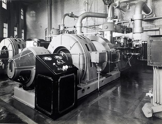 Compressor room 4