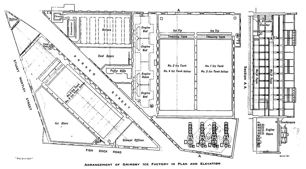 The Engineer plan