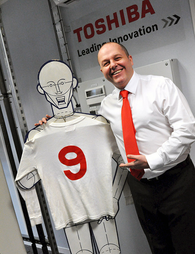 Bobby Charlton world cup shirt