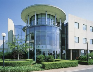 Daikin Europe hq Ostend