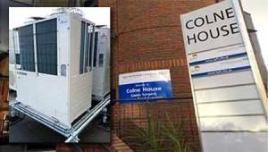 Colne House Q-ton insert