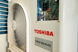 Toshiba mini VRF Bim