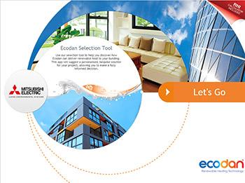 Mitsi Ecodan app