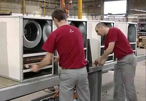 P Lemmens air handling unit production