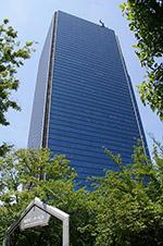Daikin hq building Osaka