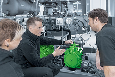 Bitzer CO2 course