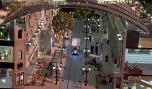 Mall of the World promenade