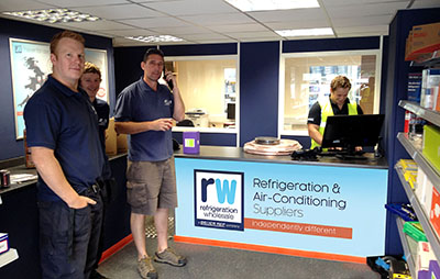 Photo of Refrigeration Wholesale opens Exeter branch