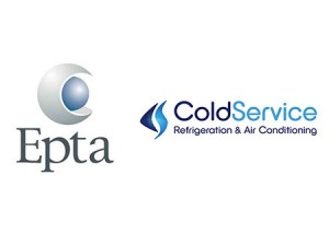 Epta and Cold Service logos