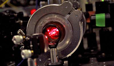 main-laser