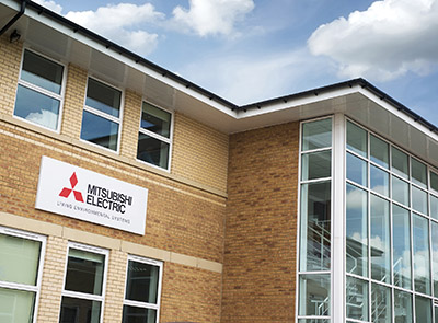 Mitsubishi Electric Bristol office