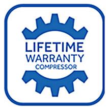 Haier compressor warranty logo
