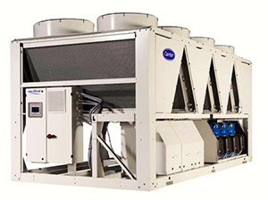 Photo of Aquasnap chiller with Greenspeed intelligence