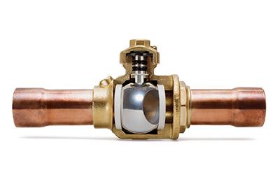 Photo of Ball valves optimised for CO2