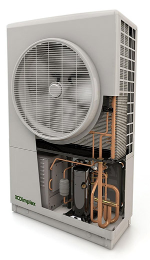 Glen-Dimplex-air-source-heat-pump