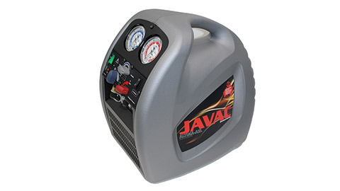 Photo of Javac adds A2L refrigerant recovery unit