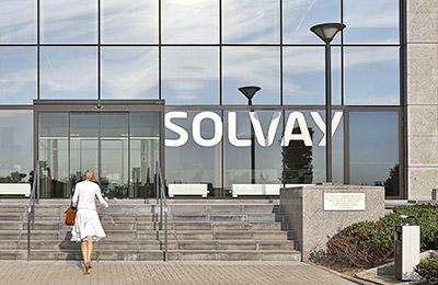 Solvay-headquarters
