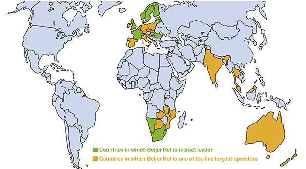 Beijer-Ref-countries