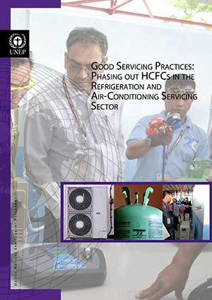 HCFC-service
