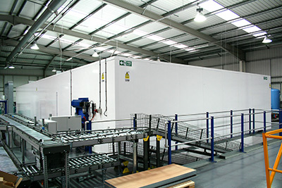 Cold-Room-and-Pharmaceutical-conveyer-belt