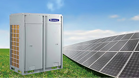 Photo of Klima-Therm to sell solar-powered VRF