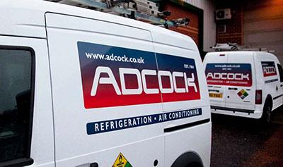 Adcock-logo