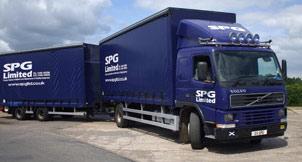 SPG-trucks
