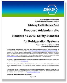 ASHRAE Standard 34-2013