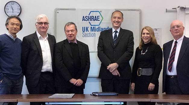 ASHRAE UK MIdlands