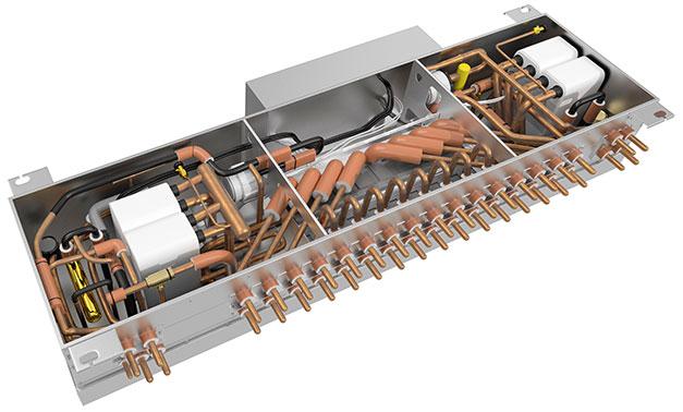 Hybrid-VRF-Branch-Controller