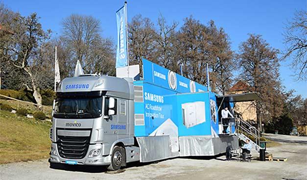 Samsung-roadshow