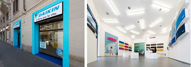 Daikin-Milan-showroom