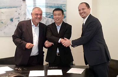 Midea-Clivet-signing