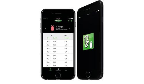 Photo of Bitzer updates refrigerant app