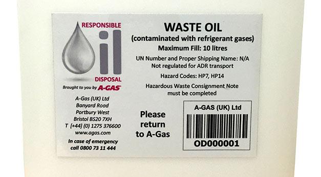 a-gas-oil-disposal