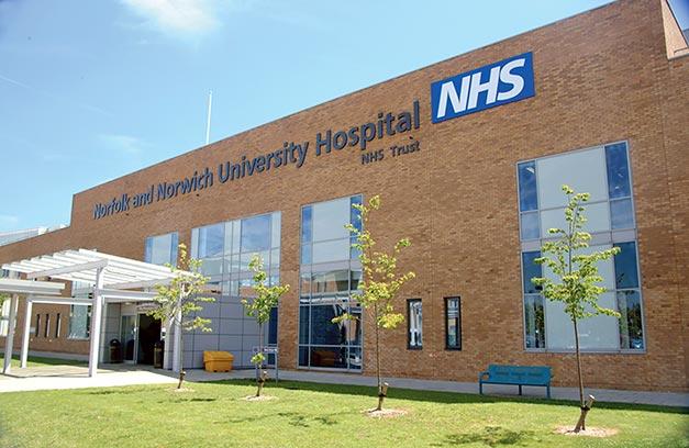 norwich-hospital