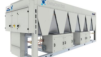 Photo of BREEAM bonus for Airedale R32 chillers