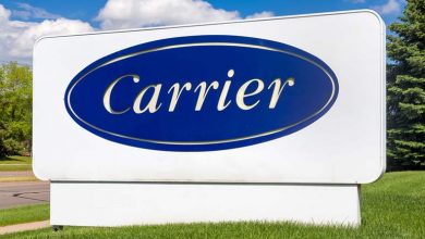 Photo of Carrier reports sales up 4%