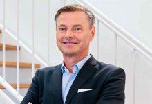 Photo of Bertland elected to Beijer Ref board