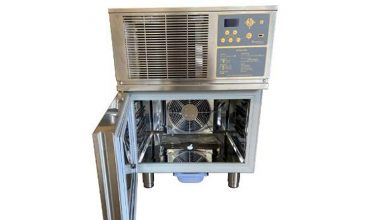 Photo of Everidge claims first propane blast freezer in US