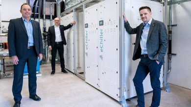 Photo of Data centre selects four eChillers for efficient cooling
